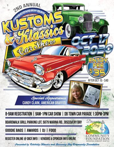 Car show – Oct 17