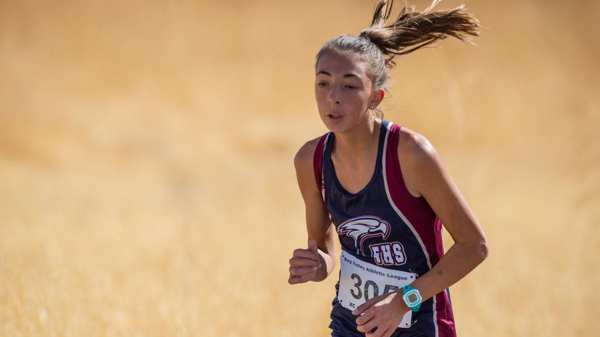 [Photos] Bay Valley Athletic League Cross Country Championships