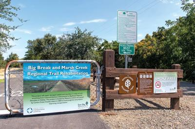 Marsh Creek Trail extension in the works