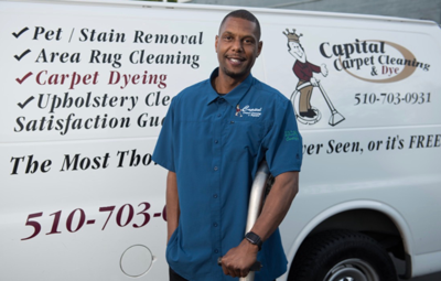 Capital Carpet Cleaning and Repairs