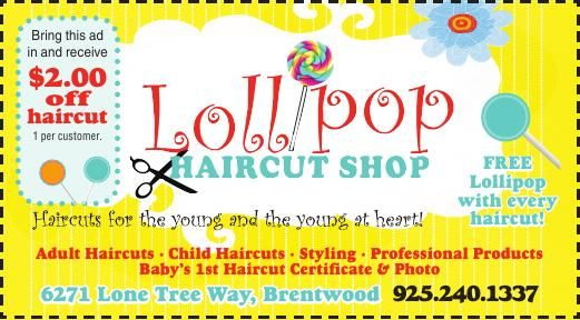 $2 OFF Haircut Coupon
