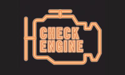 Symptoms of engine control module problems
