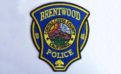 Brentwood Police Logo