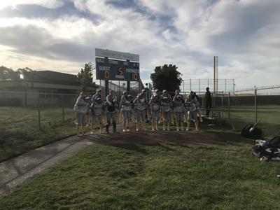 Heritage softball team