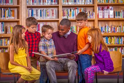 Brentwood storytime