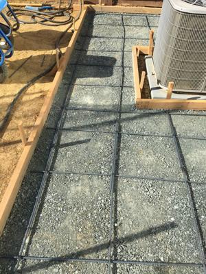 Pic 2 Johns tree Service - Concrete