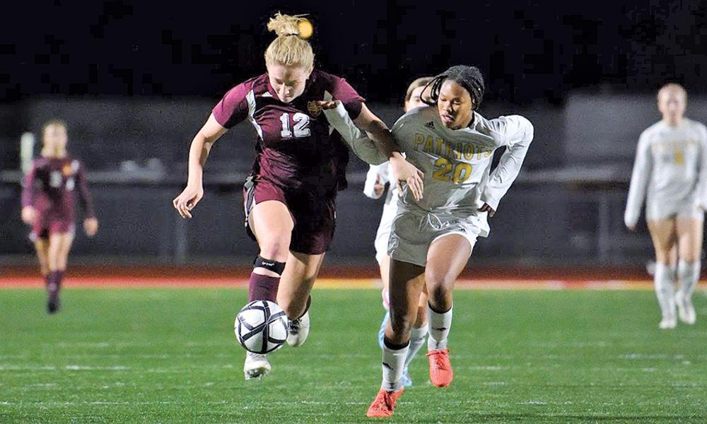 Bay Valley Athletic League names stars - Madison Del Prado