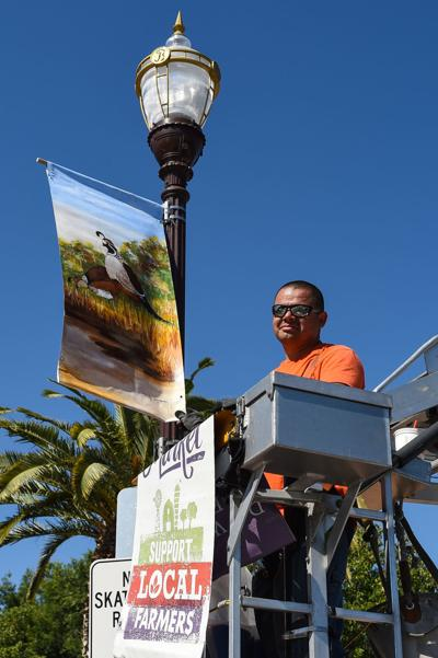 Art Guild of the Delta to hold fourth annual Banner Up! program