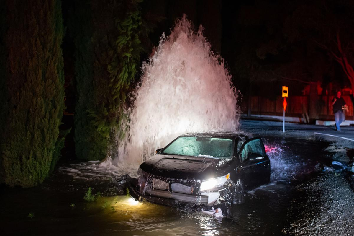 BN Car strikes hydrant-3483.jpg