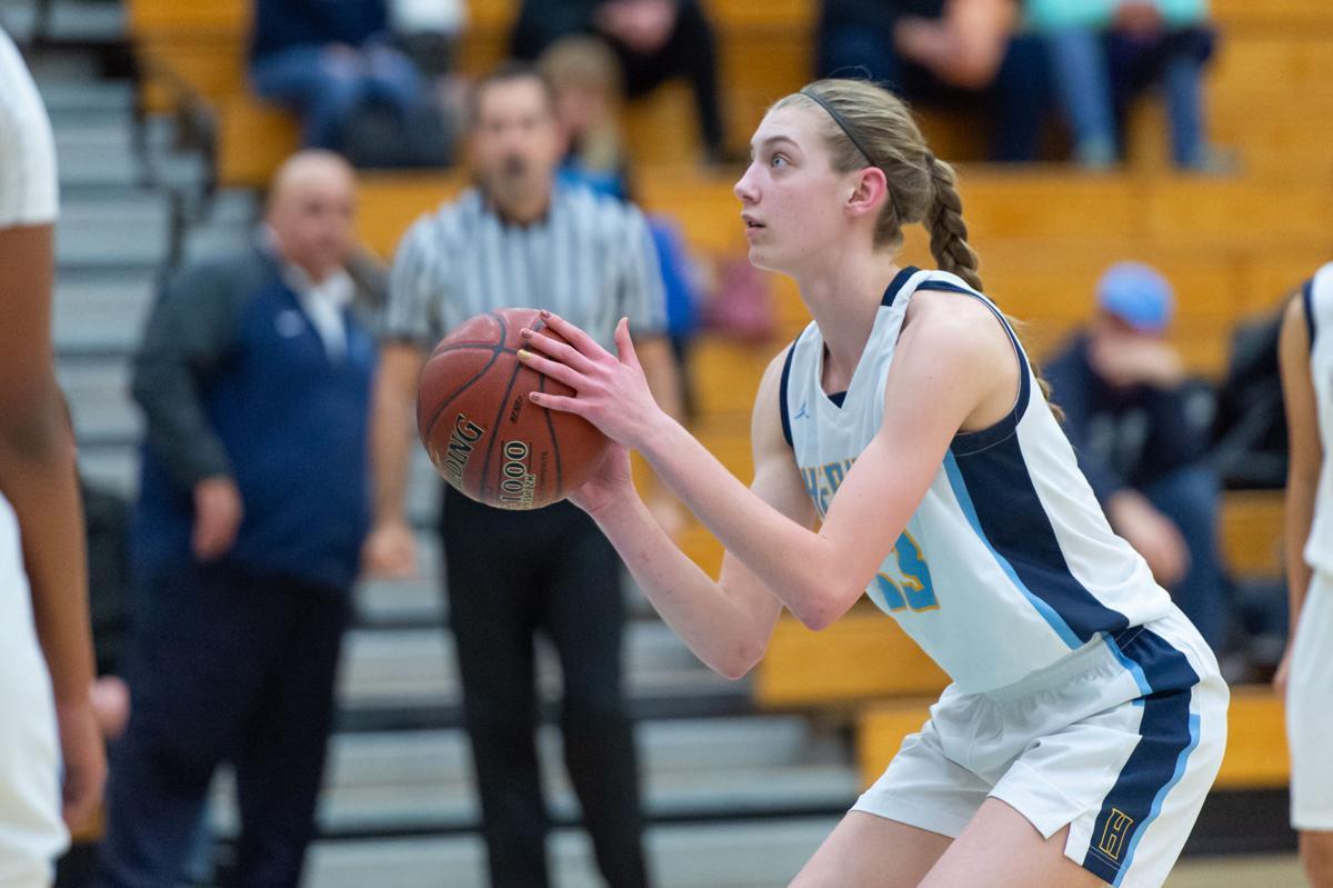 Heritage girls' basketball team advances to North Coast ...