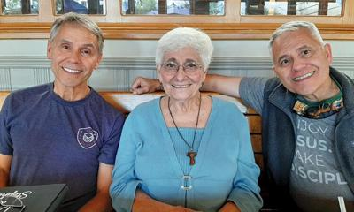 Family reconnects after 60 years