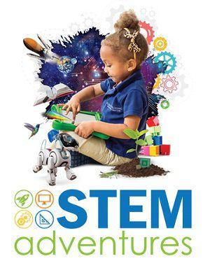 indoor STEM Adventures event