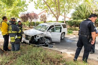 Balfour Road Crash