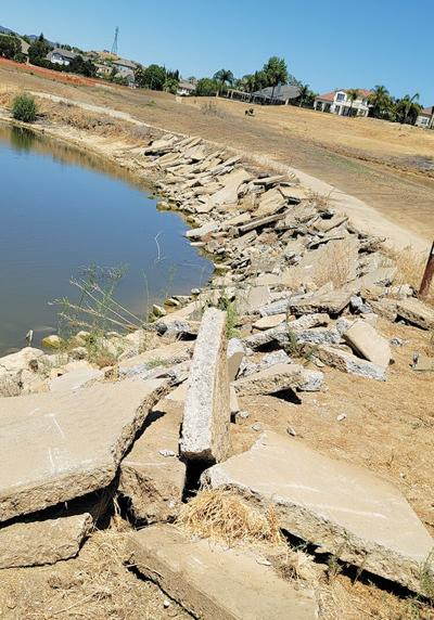Golf course work stirs up resident's concerns