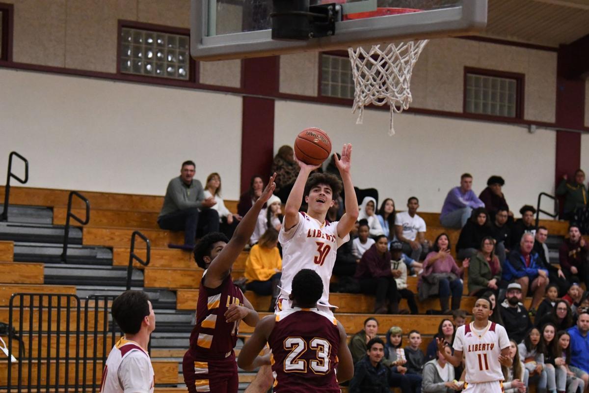 Liberty High School Alumni Basketball Game
