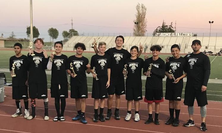 13+ Bengals (California Football Academy)
