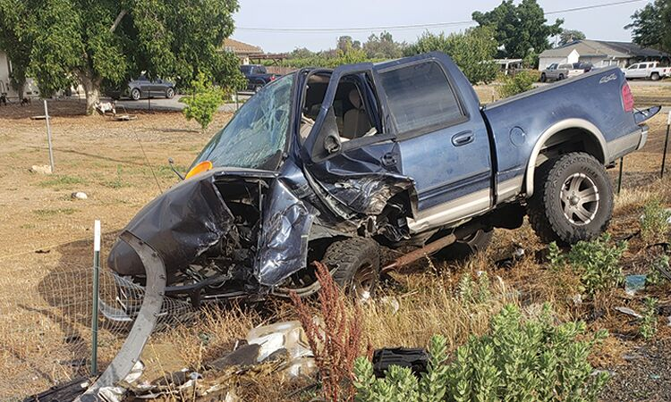 Young victim faces long recovery - truck