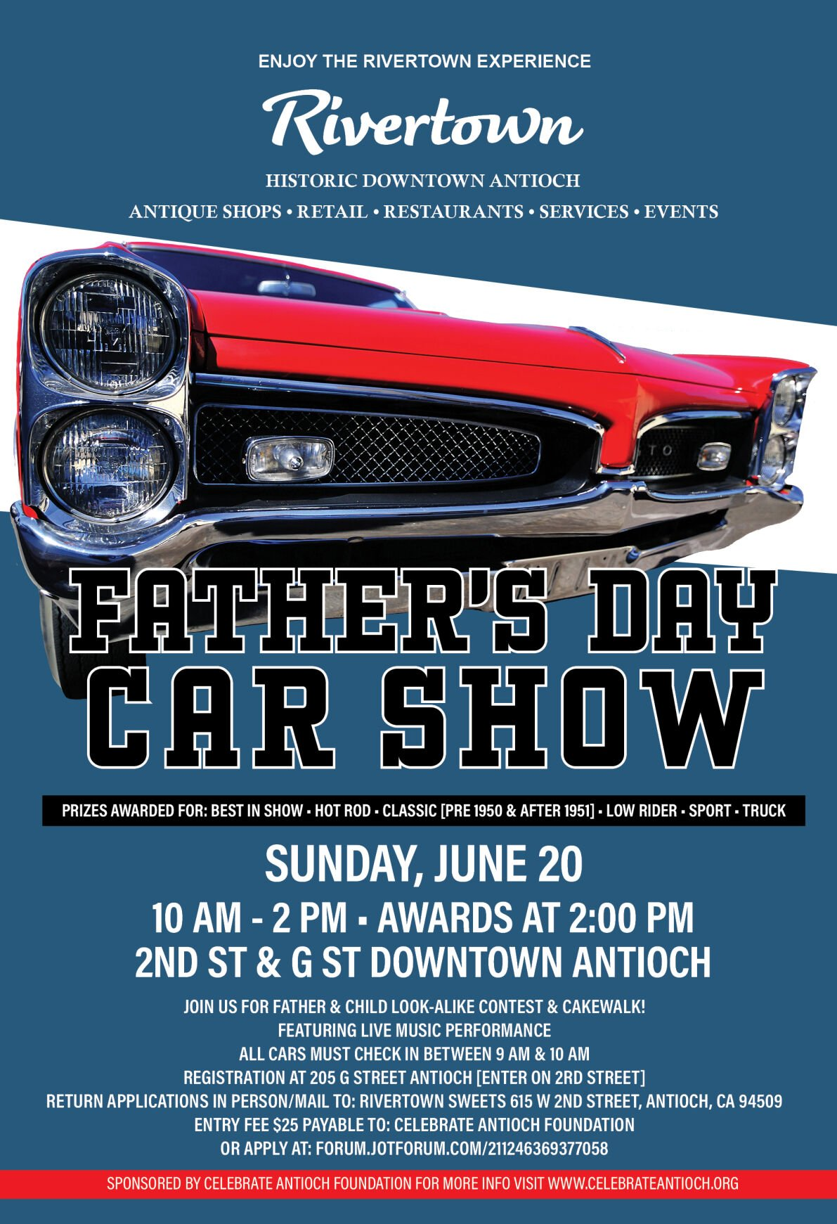Father's Day Car Show