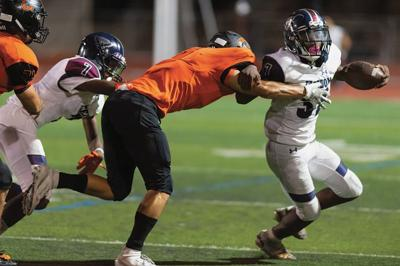 Cal High football team knocks off Freedom