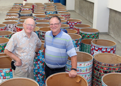 BRCC's annual Holiday Food and Toy Basket program kicks off