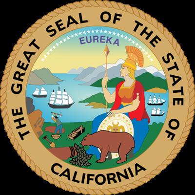 Seal of California logo