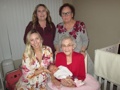 Celebrating five generations