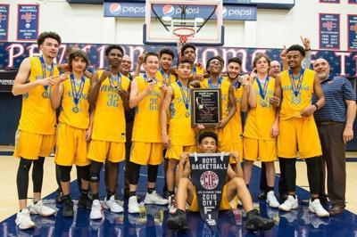 Heritage High School 2018 NCS champions