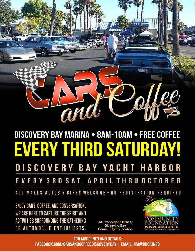 DB Cars and Coffee