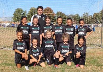 Impact Soccer Girls