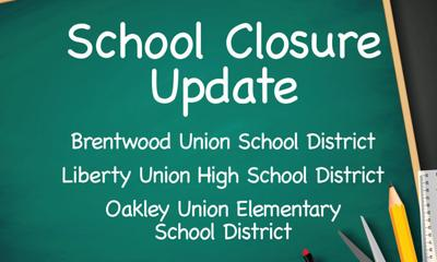 School closures by district