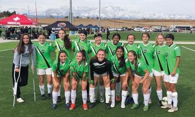 Soccer teams head to Utah to play real games
