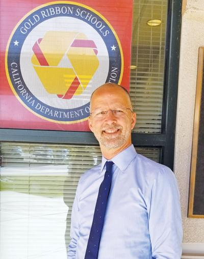 Meet The Principal: Adams Middle School's Michael Wood