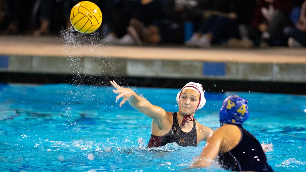 [Photos] Heritage vs. Liberty girls water polo