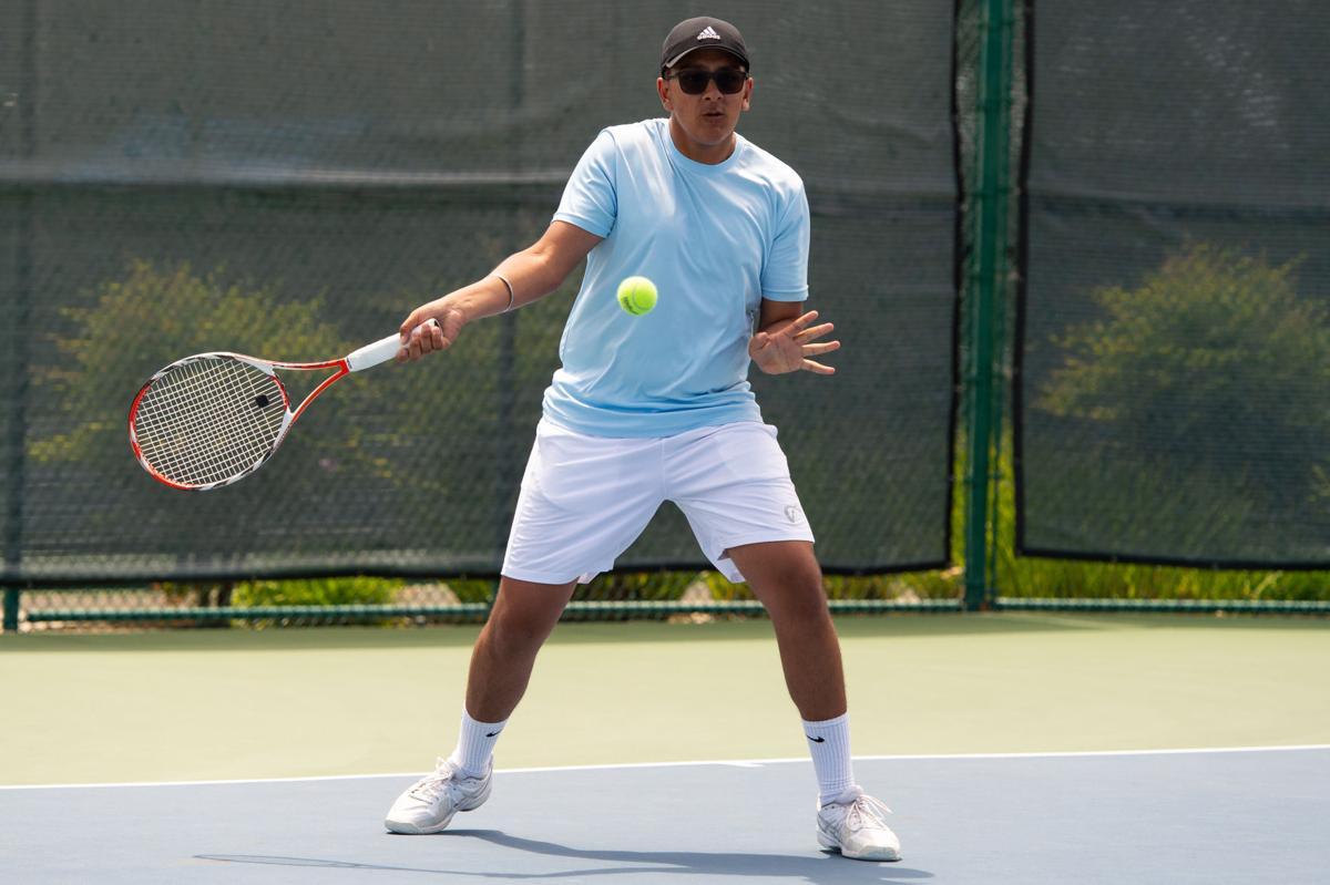 SP BVAL Boys Tennis