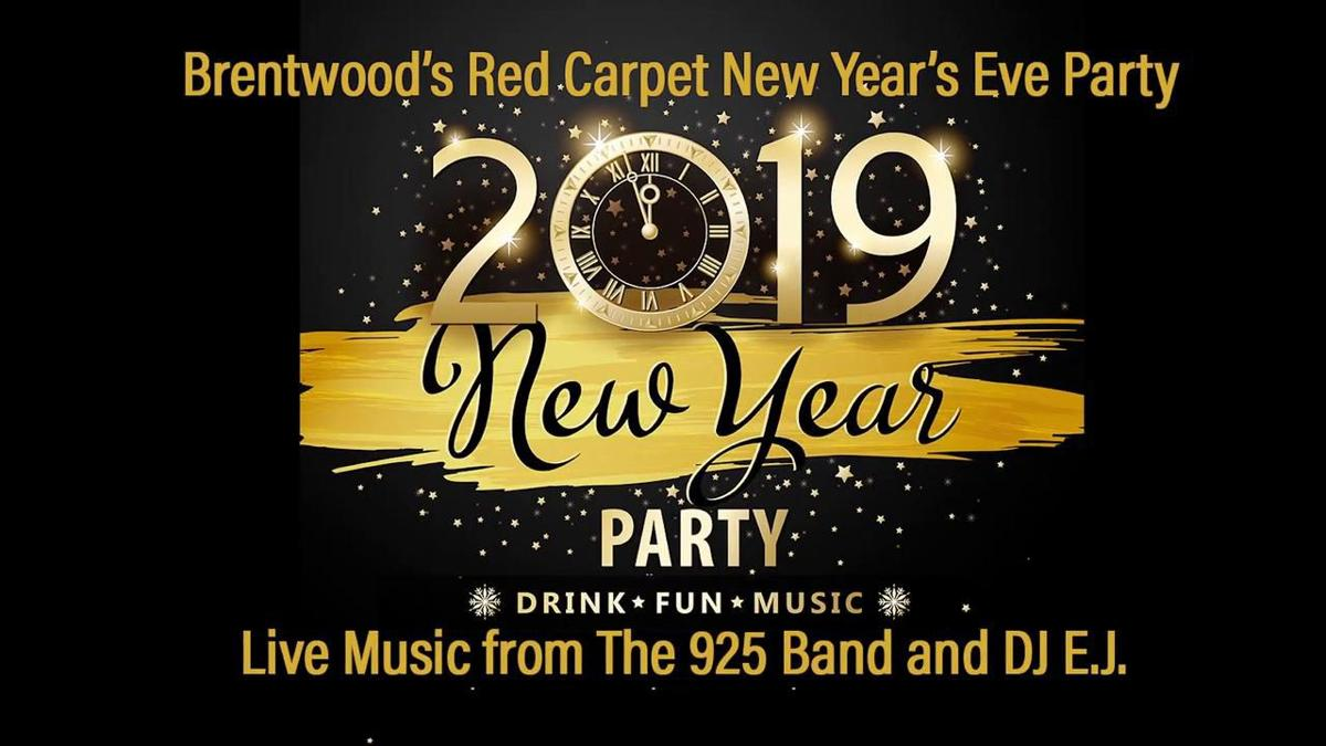 [Video] Brentwood's Red Carpet New Year's Eve Party