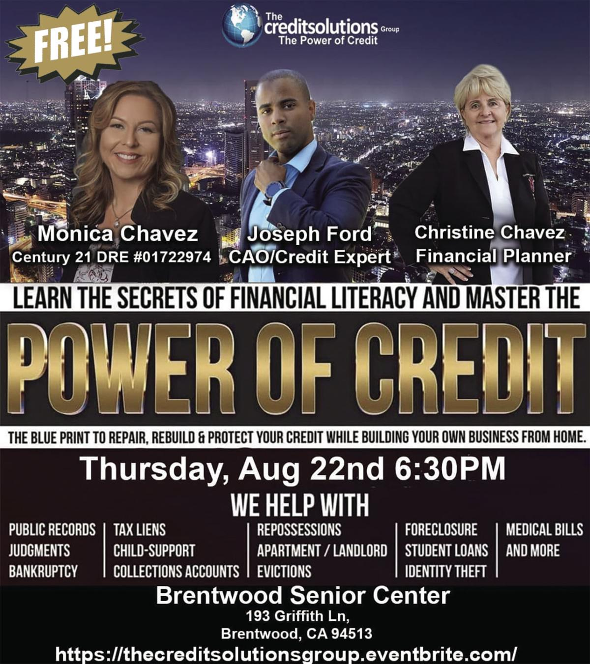Power of Credit 08-22-19