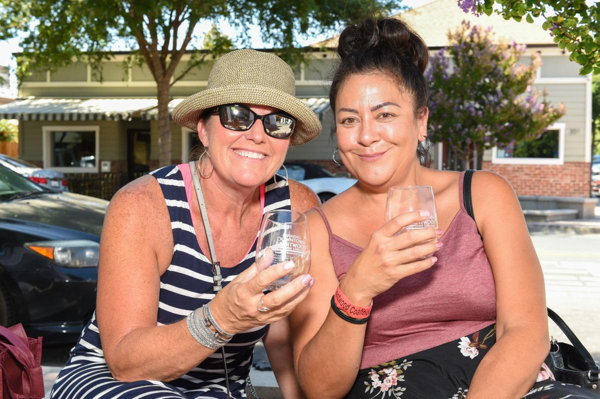 Summer Wine Stroll