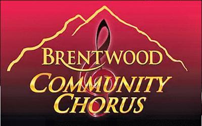 Brentwood Community Chorus logo