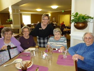 Westmont seniors live life on their own terms