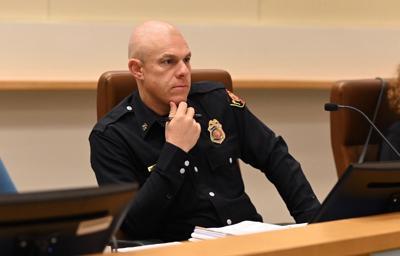 ECCFPD Chief Brian Helmick