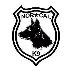 NOR CAL K9 logo
