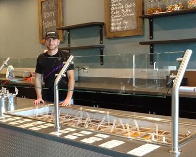 Cool Spot in Brentwood is catching the eye of frozen yogurt fans