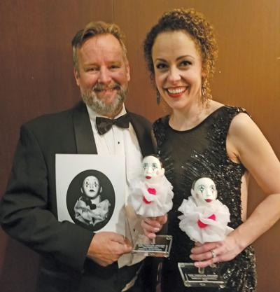 Repertory theater wins Shellie Awards