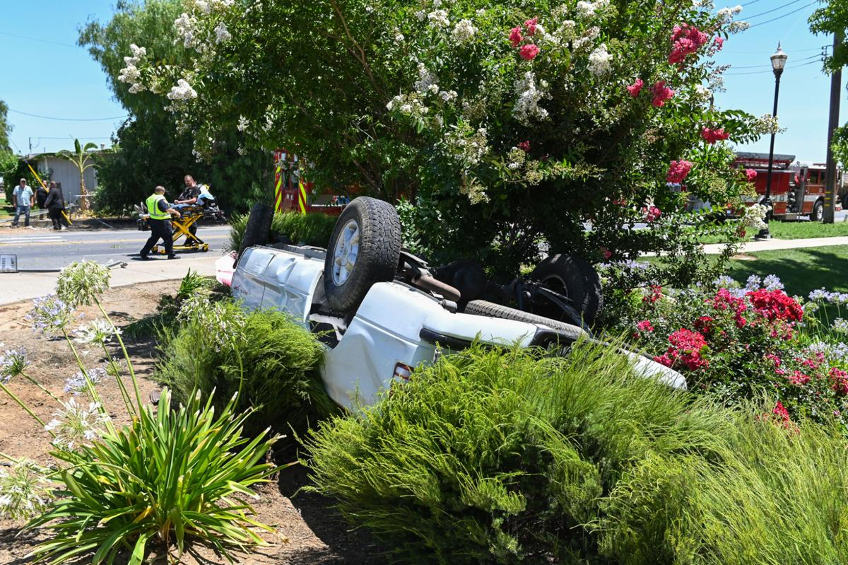 Balfour Rd rollover