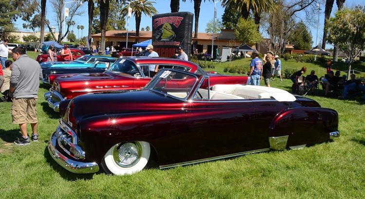 Goodguys car show to roll into Alameda County Fairgrounds | News ...