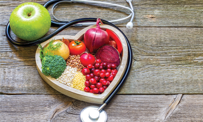 Incorporate more heart-healthy foods into your diet