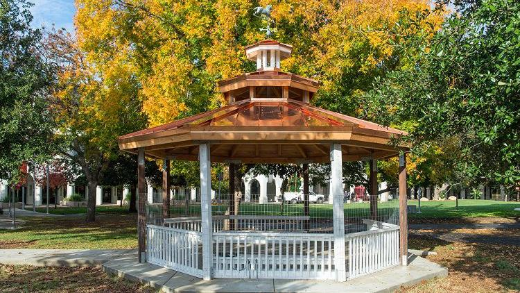 New Brentwood gazebo dedication to take place in May