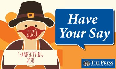 Have Your Say_Thanksgiving