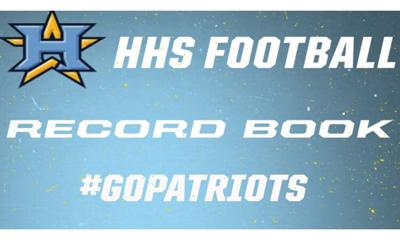 Heritage High School showcases football records