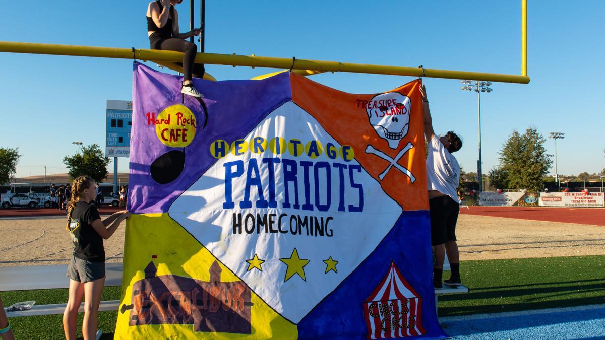 [Photos] 2018 Heritage High School homecoming parade